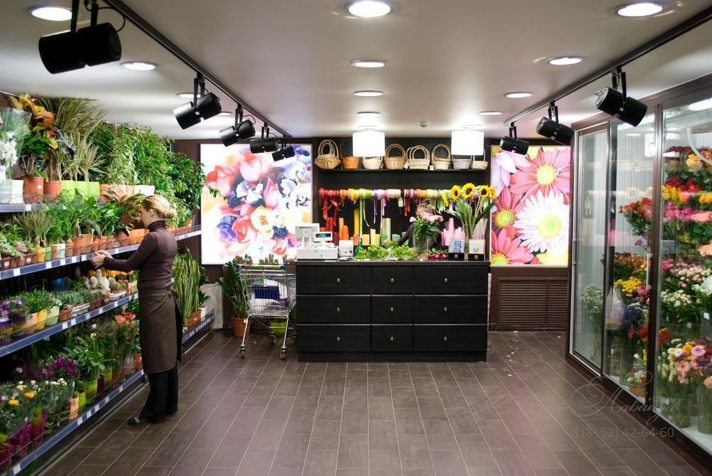 Цветочный магазин мурманск